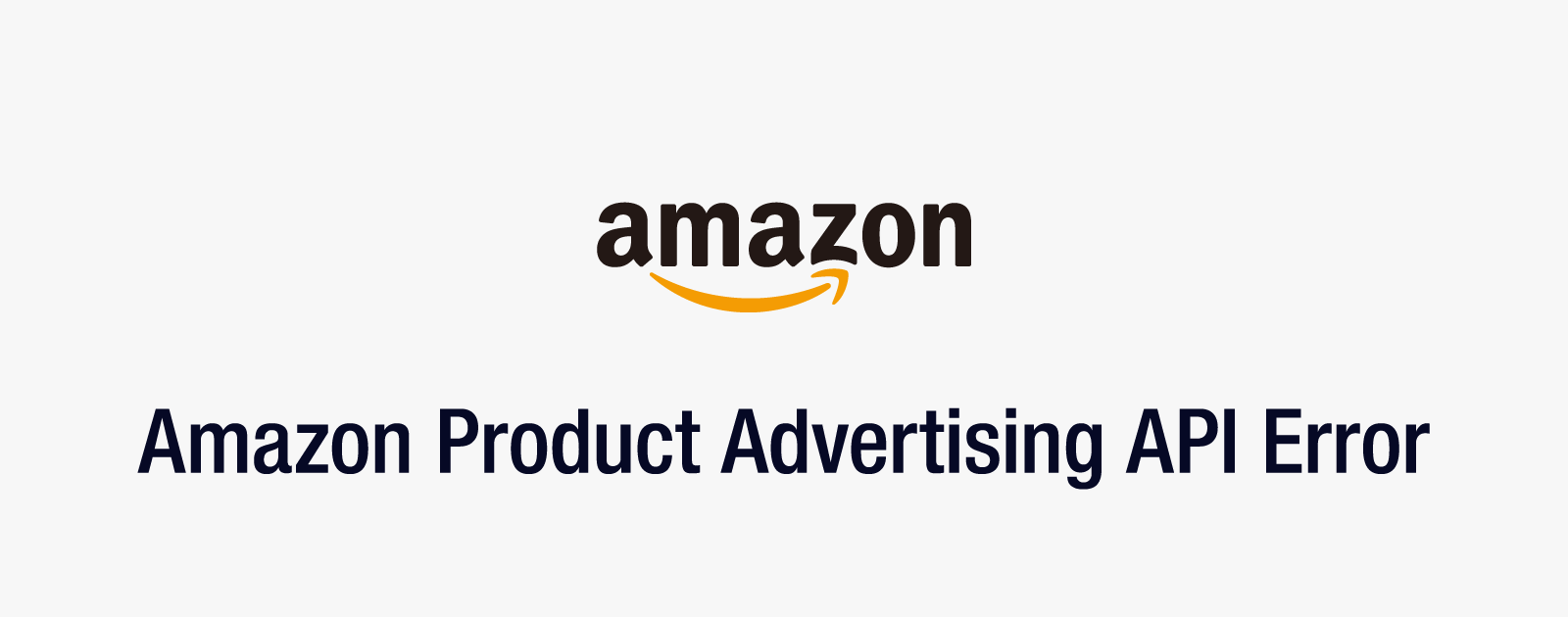 プラグインの「AmazonJS」でAmazon Product Advertising APIのエラーが発生する原因
