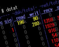 サーバリソースをリアルタイムに監視するdstatのインストールと使い方