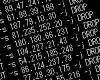 iptablesの設定ファイルをシェルスクリプトを利用して動的に作成