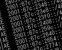 自前の国別IPv6、IPv4アドレス割当リストを作成しよう